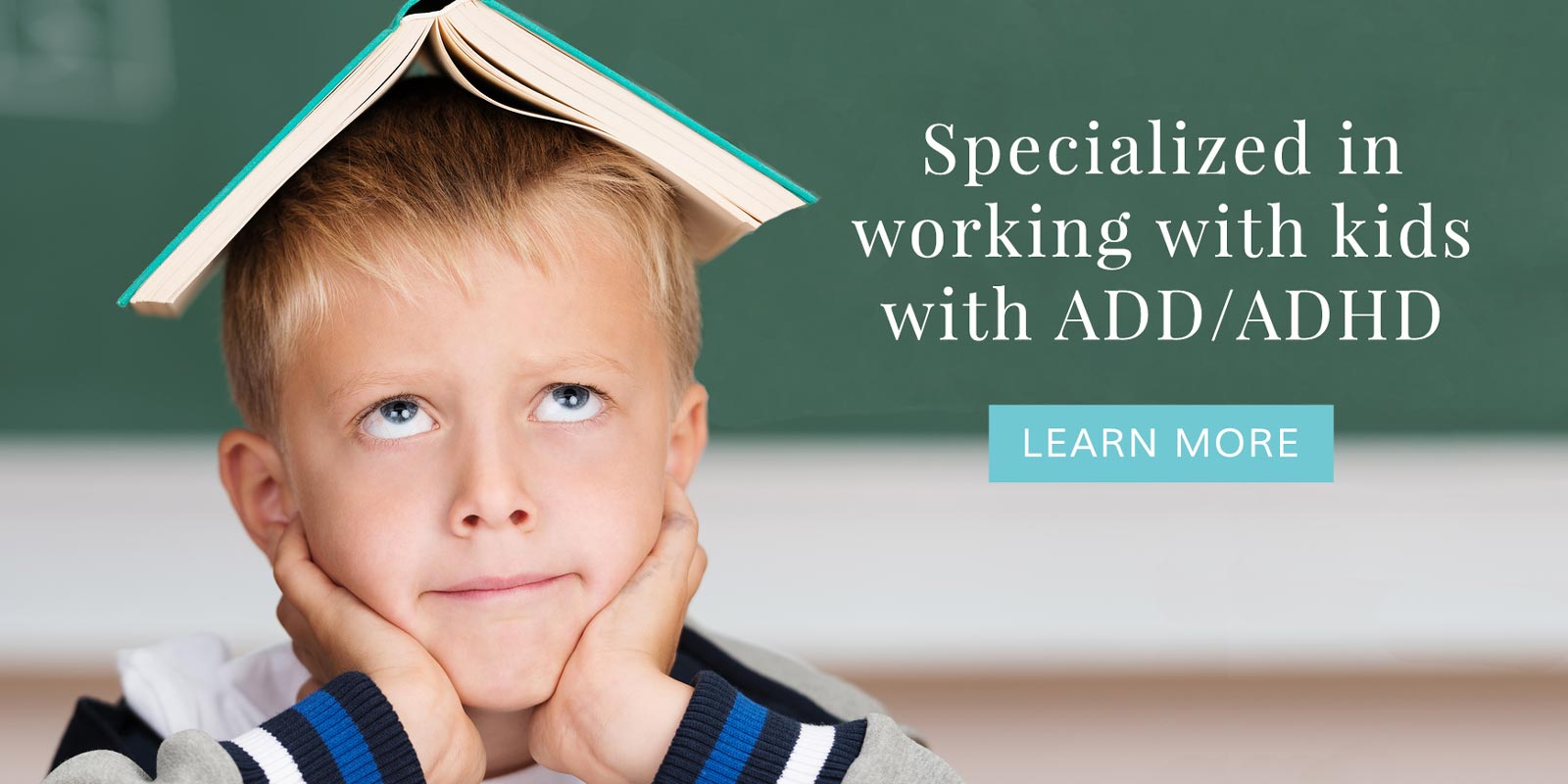 Therapy with Kids with ADD and ADHD - Parenting Help - Counseling